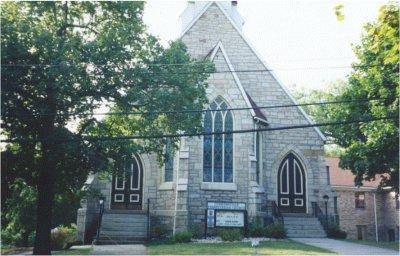 Presbyterian Church Curwensville PA
